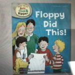 Story 『y』&最強の無料英語絵本サイトOxford OWLの紹介&『Floppy Did This!』