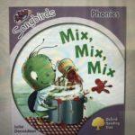 Day 29 Phonics 『th』&『Mix, Mix, Mix』