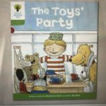 Day 34 Phonics 『igh』&『The Toys` Party』
