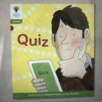 Story 『oa』&『Quiz』