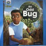 Day 38 Phonics『ar』&『An Odd Bug』
