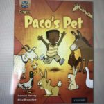 Day 41 Phonics 『ow』&『Paco`s Pet』