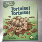 Day 43 Phonics 『ear』&『Tortoise! Tortoise!』