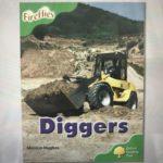 Day 45 Phonics 『er』&『Diggers』