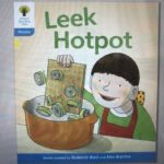Day 49 Phonics 『wr』=[ r ] &『Leek Hotpot』