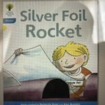 Day 50 Phonics 『le』&『Silver Foil Rocket』