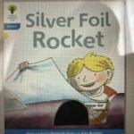 Day 50 Phonics 『le』=[ l ] &『Silver Foil Rocket』