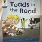 Day 51 Phonics 『s』&『Toads in the Road』