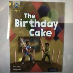 Day 53 Phonics 『ay』&『The Birthday Cake』