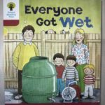 Day 58 Phonics 『ow』&『Everyone Got Wet』