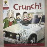 Day 60 Phonics 『ew』=[ oo ] &『Crunch!』