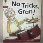 Day 61 Phonics 『u_e』&『No Tricks, Gran!』