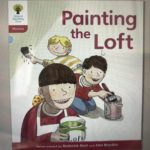 Day 62 Phonics 『aw』&『Painting the Loft』