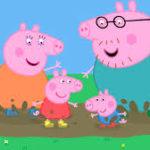 『Muddy puddles:みずたまり』 Peppa Pigより 親がすぐに使えるフレーズ集