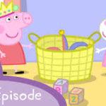 『Best Friend:ベストフレンド』Peppa Pigより 日本語訳あり