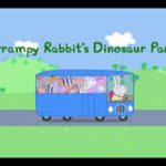 『Grampy Rabbit's Dinosaur Park :うさぎじいさんの恐竜パーク』Peppa Pigより 日本語訳アリ