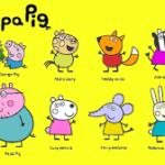 Peppa Pigで遊びながらお勉強♪『Numbers:数』